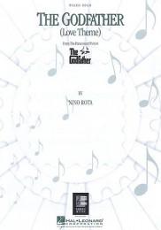 """Spartito per pianoforte de """"Il Padrino"""""""