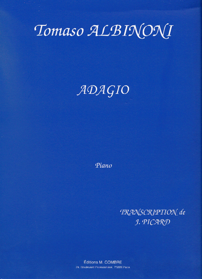 Adagio - Spartito per Pianoforte