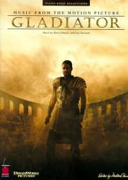 """Raccolta spartiti colonna sonora del film """"Il Gladiatore"""""""