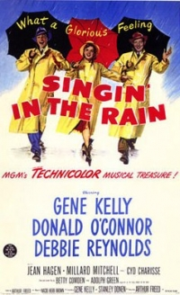 Singin' in the rain - Spartito