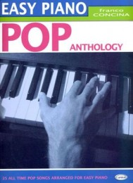 Antologia Pop Facile - Spartiti per Pianoforte