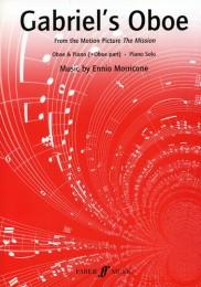 Gabriel's Oboe - Spartito per Pianoforte (Originale)