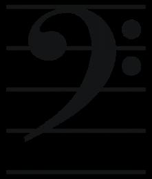 immagine della chiave di basso