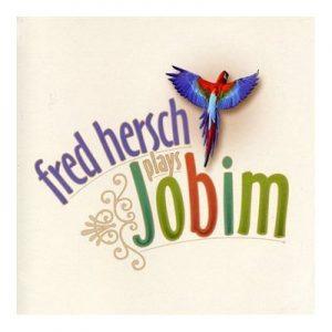 Copertina fred hersch plays jobim