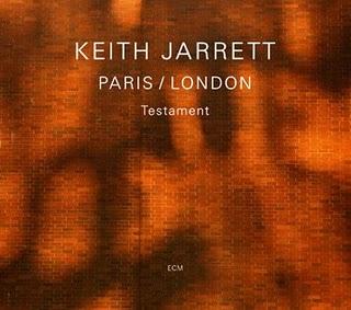 Testament Keith Jarrett Recensione