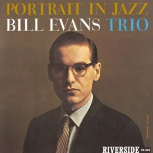 bill evans portrait jazz