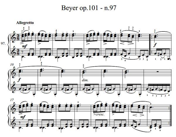 beyer-esercizio-97