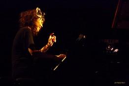 Hiromi Uehara al pianoforte