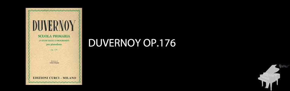 duvernoy op.176