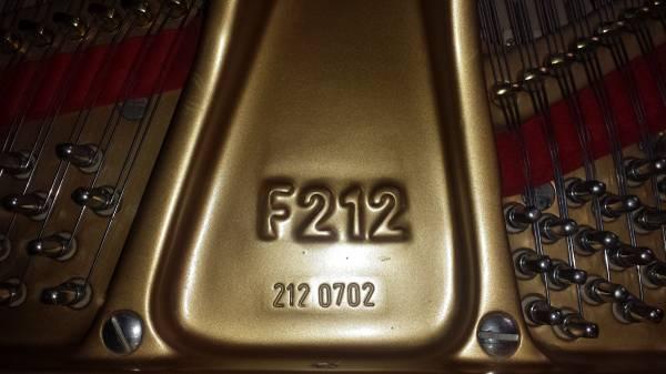 fazioli-f212-matricola