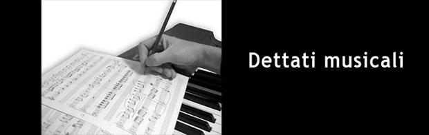 Dettati-musicali