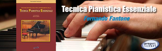 Fernando Fantone tecnica pianistica