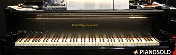 Confort Piano è l'accessorio rivoluzionario per pianoforte