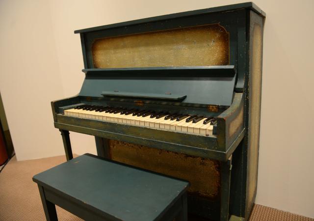 piano Casablanca