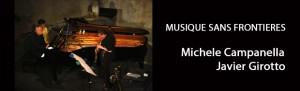 La Musique sans frontieres di Michele Campanella e Javier Girotto