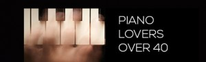 Piano Lovers Over 40
