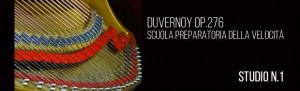 Studio n.1 Duvernoy Op. 276