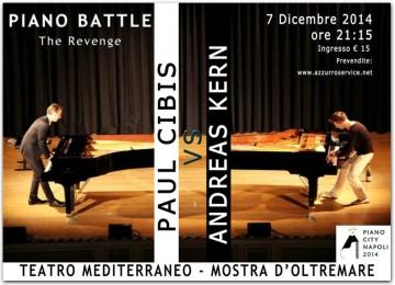 PIANO BATTLE 2014