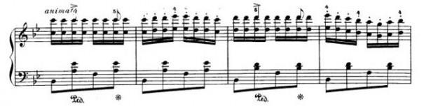 Rapsodia Ungherese n.4 - F.Liszt