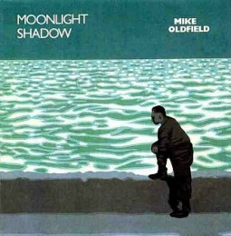 Mike Oldfield Moonlight Shadow single