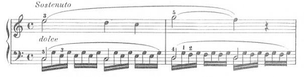 estratto del duvernoy op.276 n.9