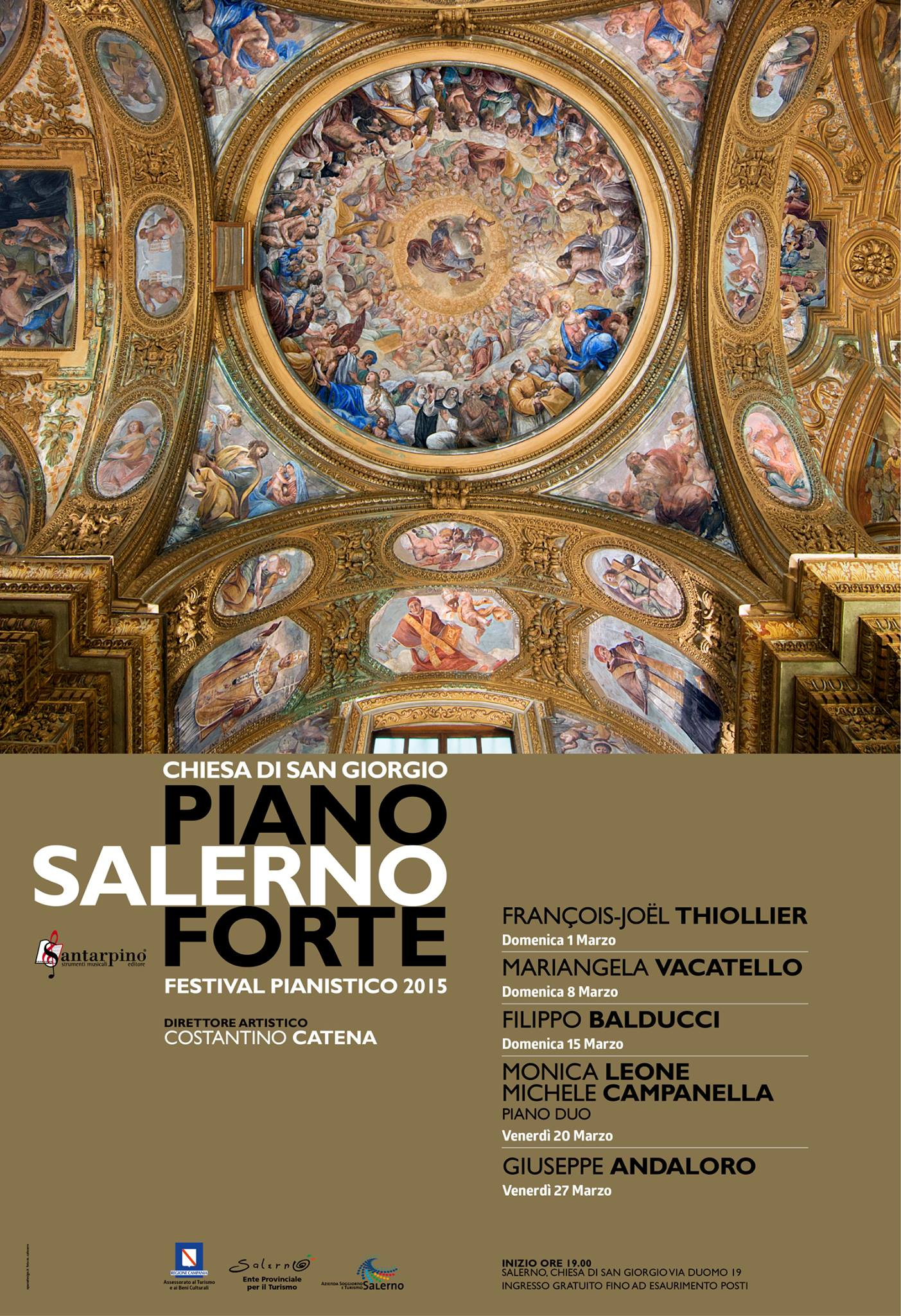 Piano Salerno Forte 2015