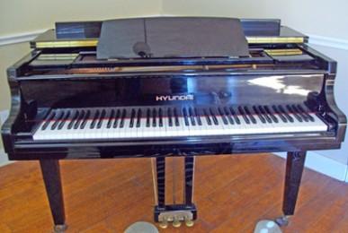hyundai piano