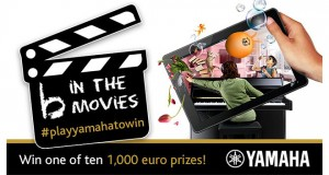 Concorso Yamaha b in the movies