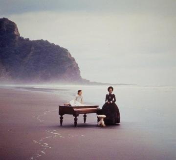 """Scena tratta da: """"The Piano"""" (Jane Campion, 1993)  - il mio film del cuore."""