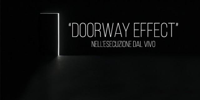 doorway effect