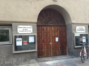 ingresso conservatorio monteverdi