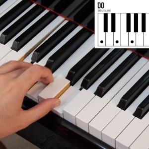 Frame tratto dal video sugli accordi