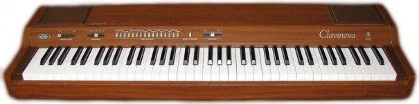 Lo Yamaha Clavinova YP-40, il primo pianoforte digitale immesso sul mercato