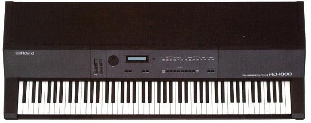 Il pianoforte stage Roland RD-1000