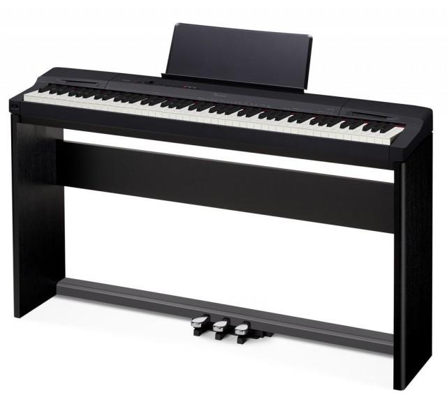 pianoforte digitale casio privia 160 px con mobile