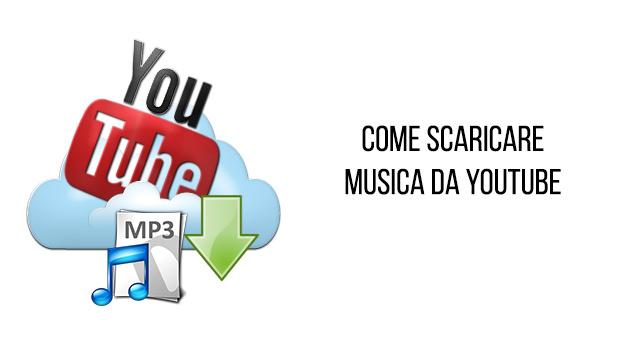 sito per scaricare musica da youtube da internet