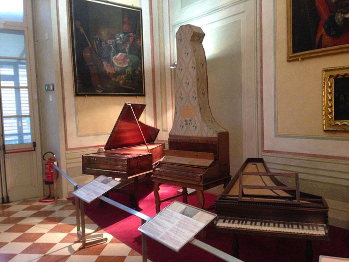 galleria accademia sala strumenti