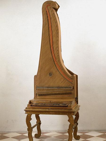primo pianoforte verticale