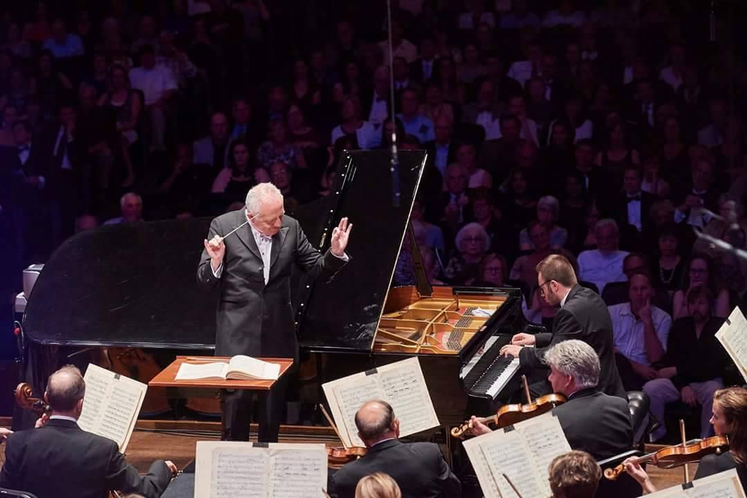 Leonardo Colafelice e orchestra