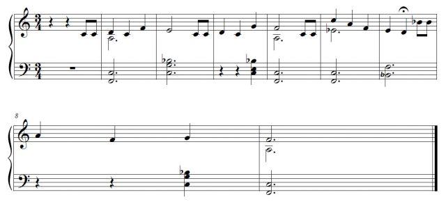 Come Armonizzare Una Melodia Pianosolo Il Portale Sul Pianoforte