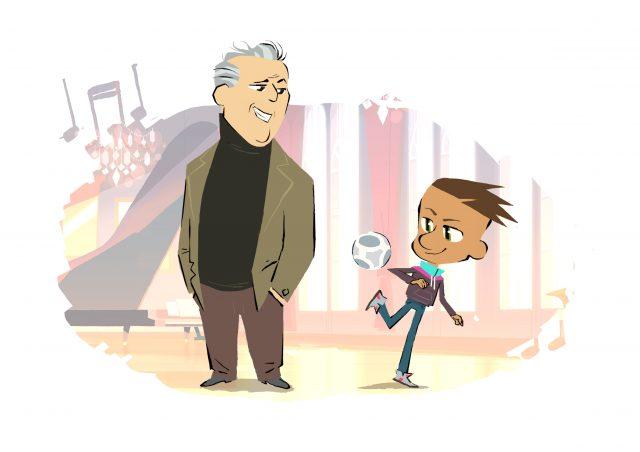 Max maestro un cartone animato sulla musica classica