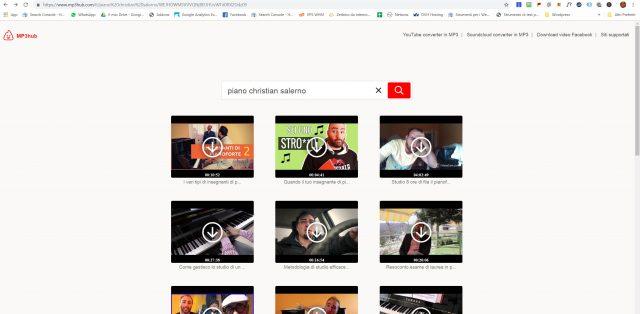 programma online scaricare musica da youtube
