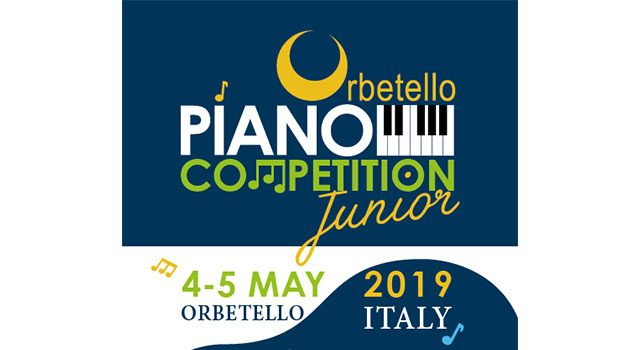 Orbetello Junior International Piano Competition - Pianosolo, il