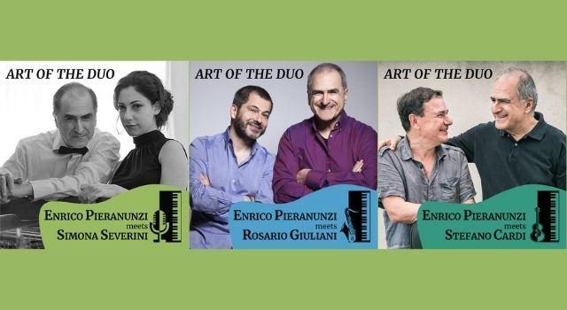 Enrico Pieranunzi: Art of the Duo