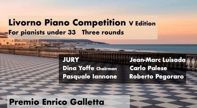 Livorno Piano Competition 2021
