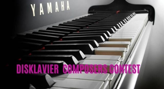 Disklavier Composers Contest 2021