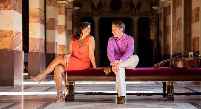 Silvia Chiesa e Maurizio Baglini. Il violoncello visto dai grandi pianisti