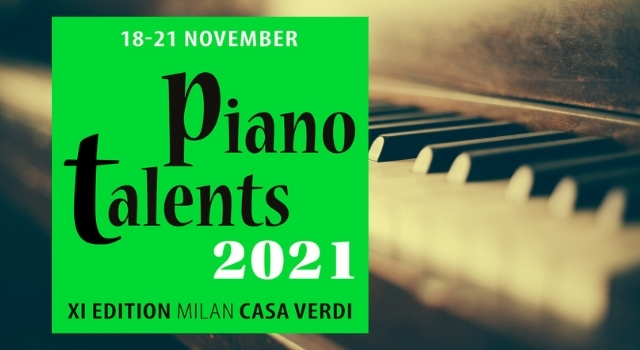 PianoTalents Competition 2021